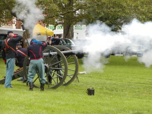 The NY 9th Cavalry encampment takes place June 10 - 12 in Westfield. All events related to the encampment are free of charge.