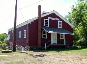 The Busti Mill in Busti, NY. (Image from wikipedia.org)